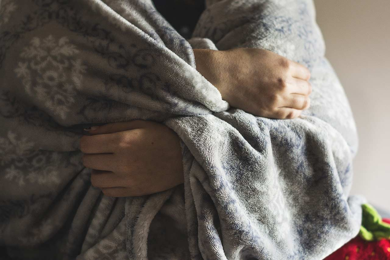 Layer up in blankets