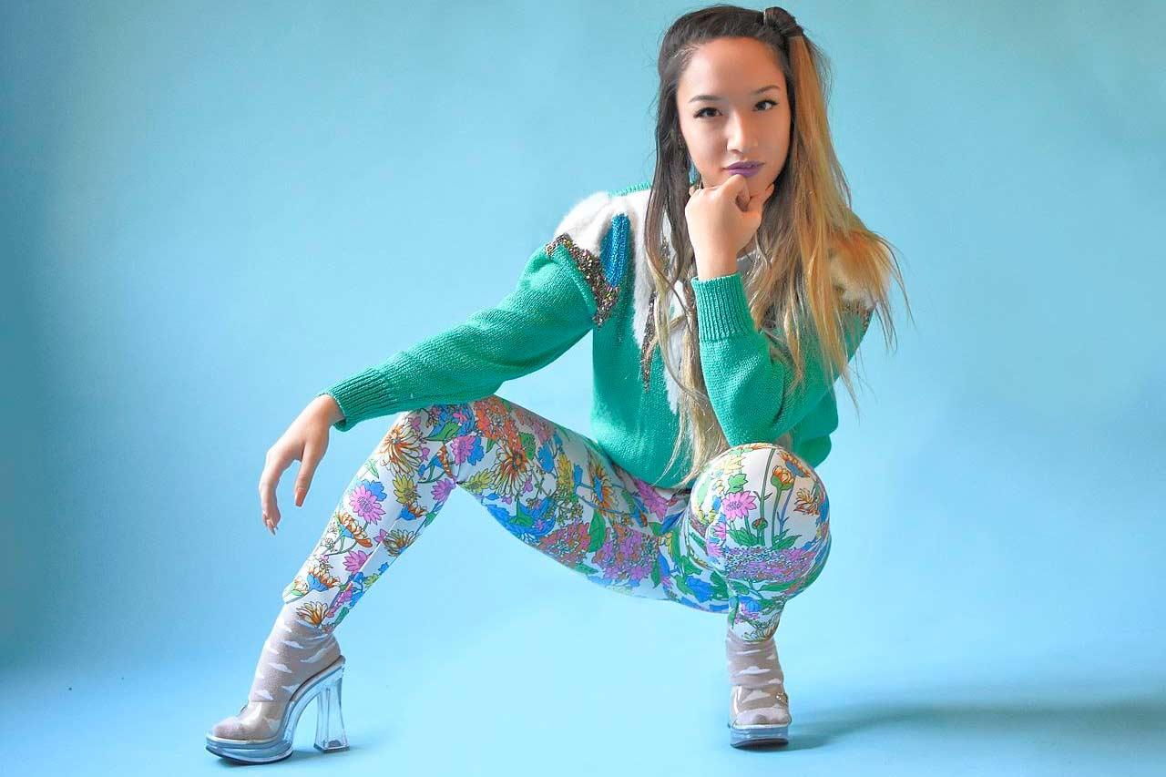 Legging Acid Style