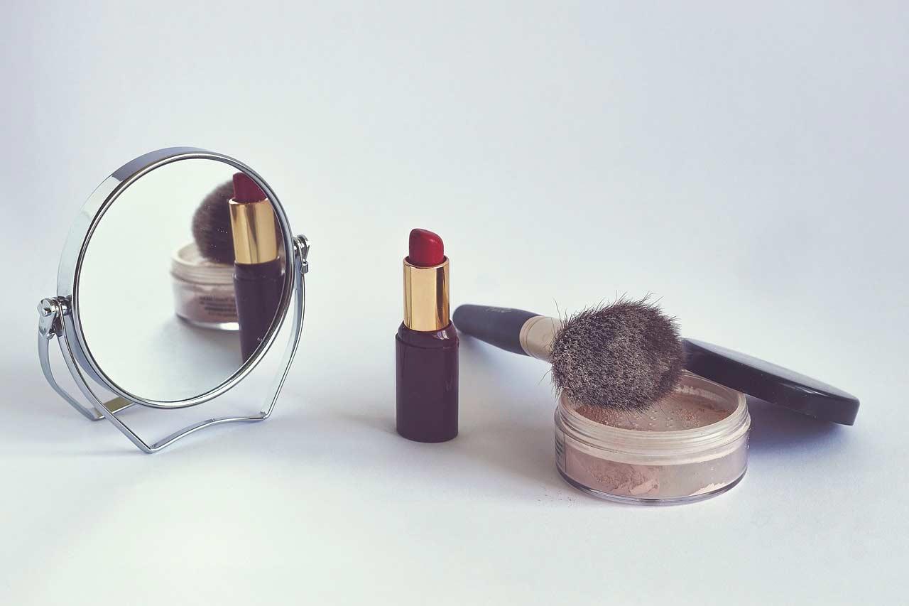 Lipstick and makeup