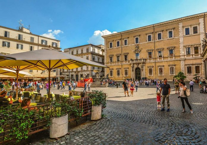 Travel in Rome