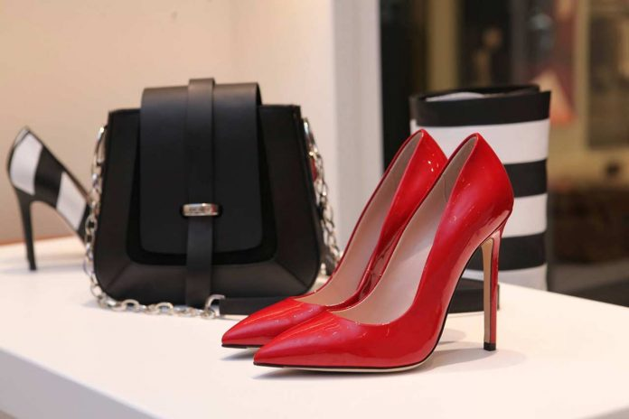 Shopping for women shoes