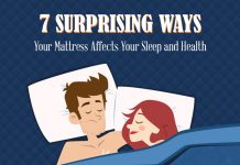 7 Surprising ways your mattress affects your sleep and health