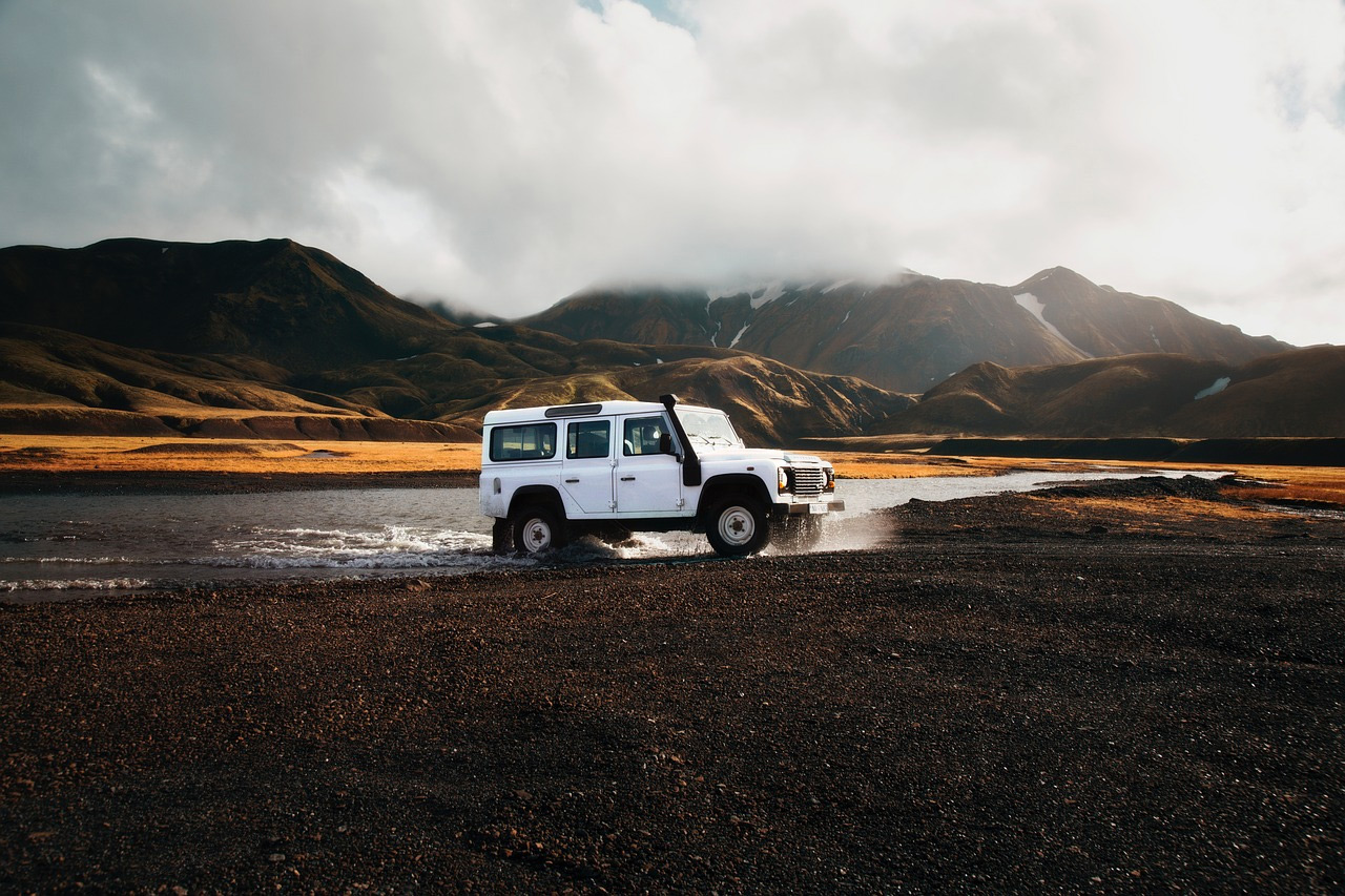 Adventure Driving
