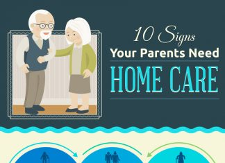 10 Signs your parents need extra help