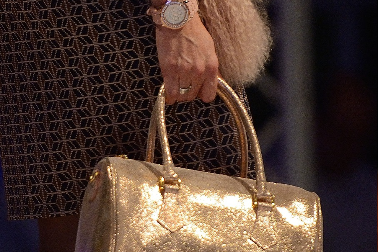 Handbag Golden