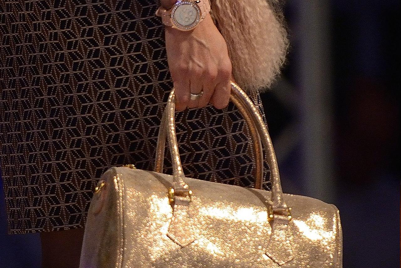 Handbag Golden
