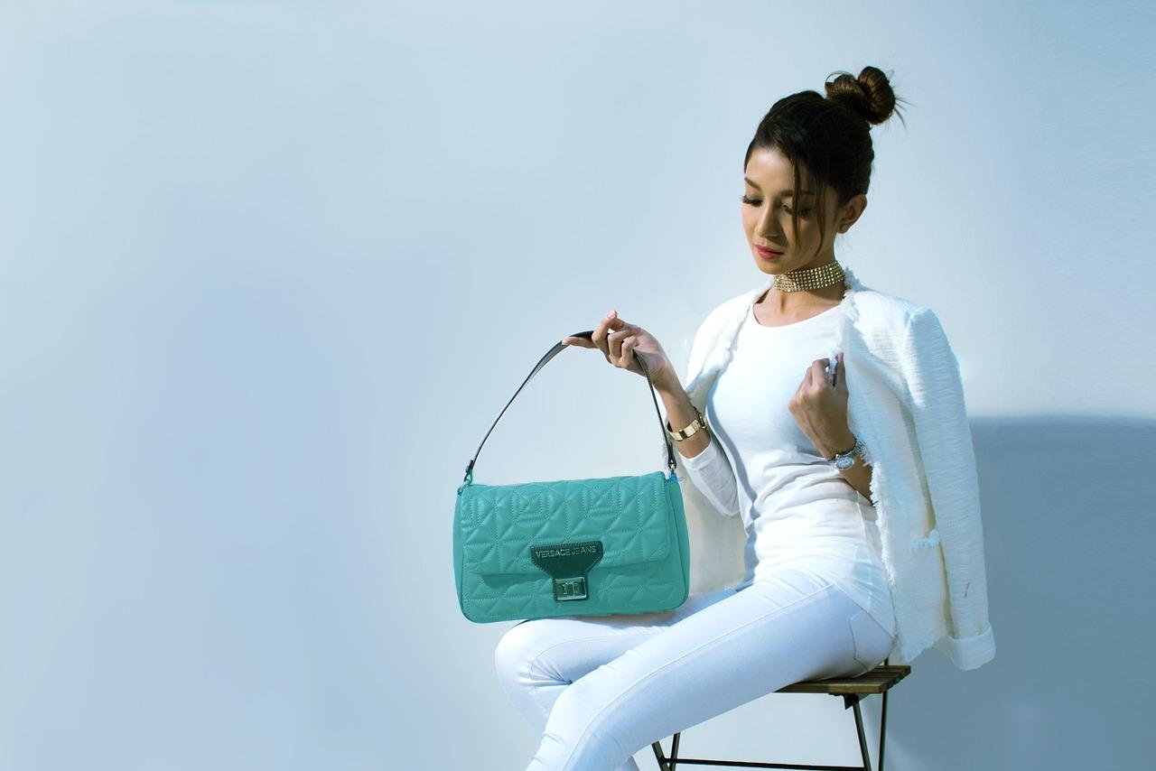 Handbag Teal