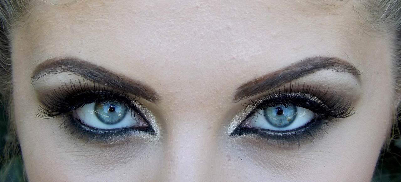 Intense eye lashes
