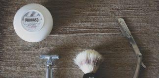 Men's grooming kit