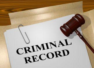 Criminal record expunging
