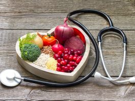 Healthy food for healthy heart