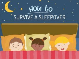 How to survive a sleepover