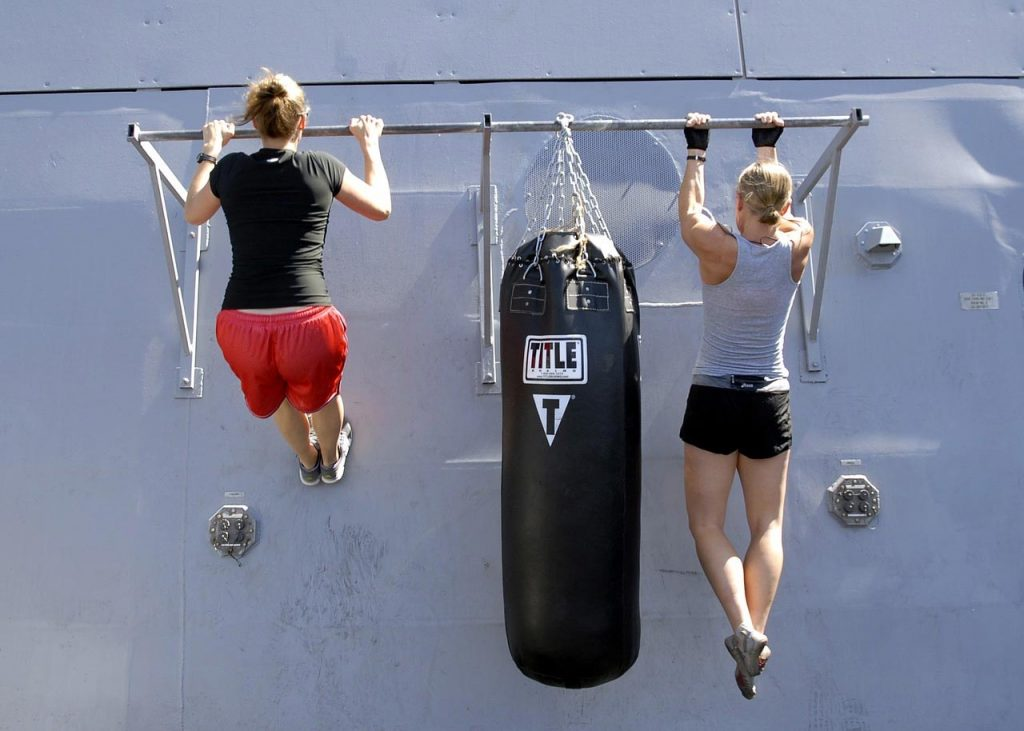 Pull ups workouts