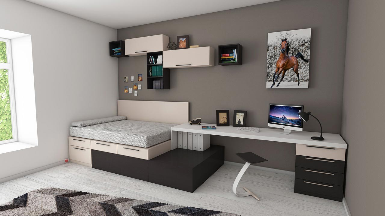 10 Cool Teen Bedroom Ideas That Will Blow Your Mind Zigverve