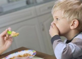 Feeding your kid
