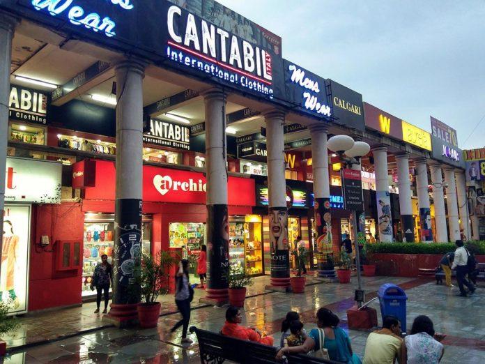 Shopping in Delhi