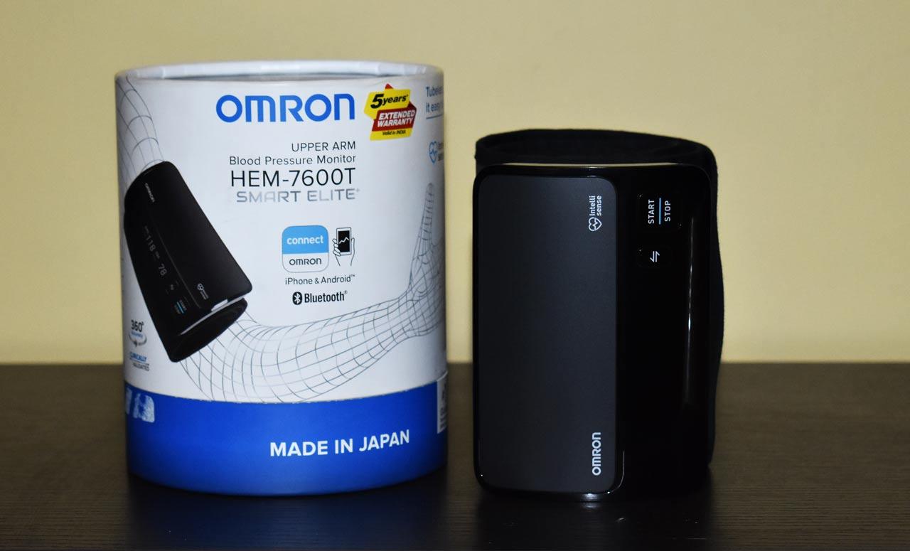 HEM-7600T-Omron-BP-Monitor-with-sleek-design