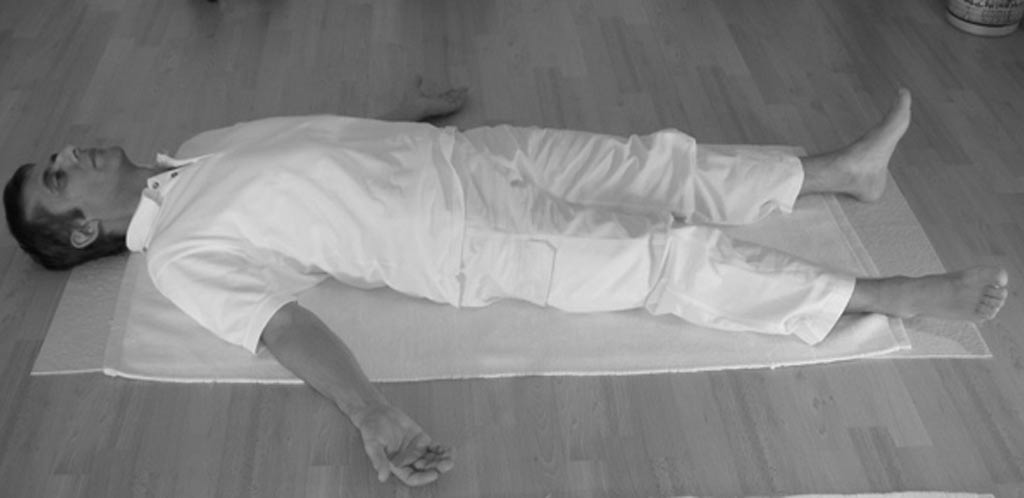 Shavasana The Corpose Pose