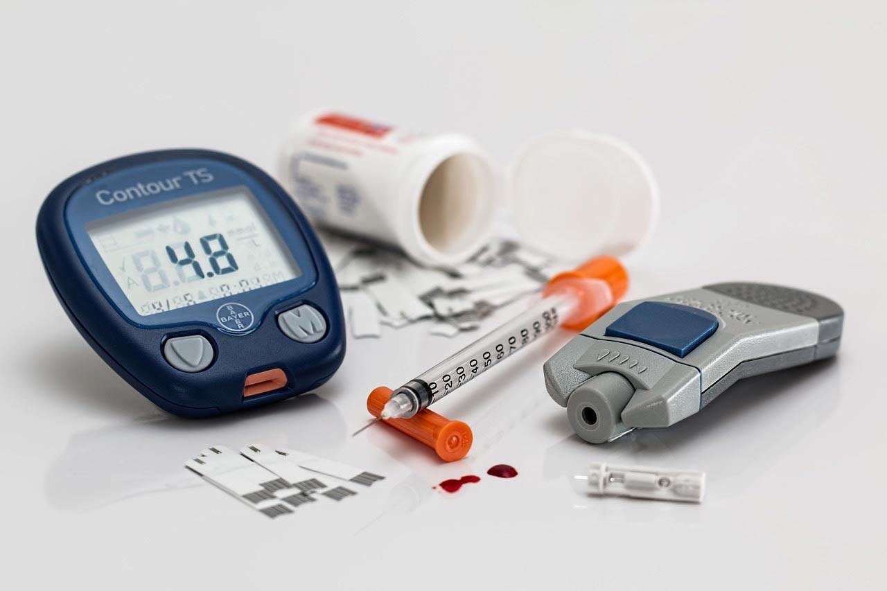Control Blood Sugar in Diabetes