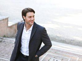 Man in casual blazer