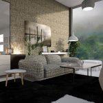 Interior Design with mirrors
