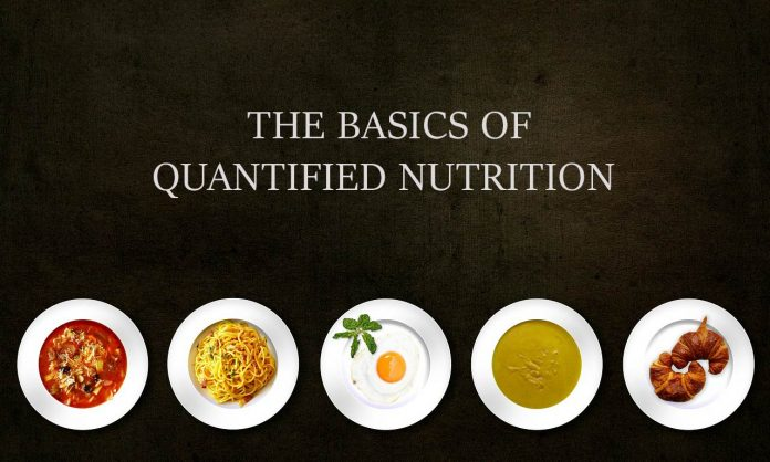 Quantified Nutrition