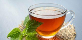 aromatic Green Herbal Tea