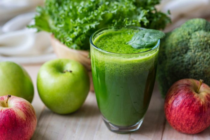 diet fresh green detox