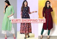 kurti shopping tips
