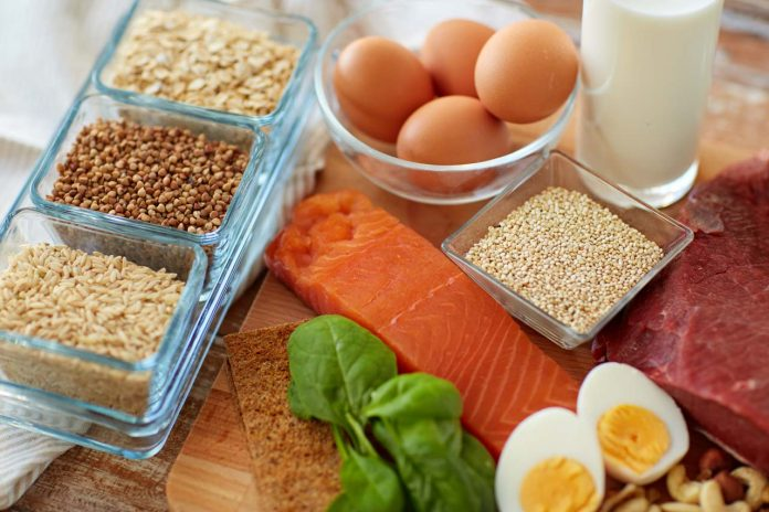 natural protein food