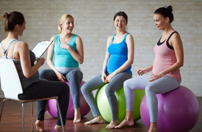 workout tips for pregnancy