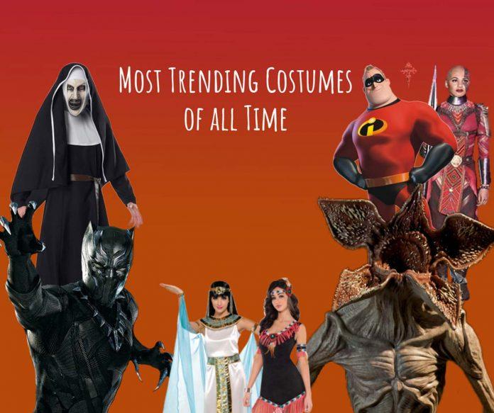 trending costumes
