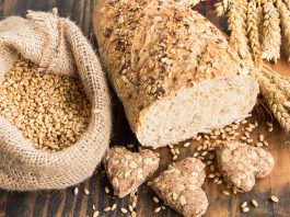wholegrain wheat bread