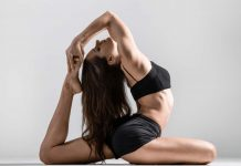 yoga poses for dancer
