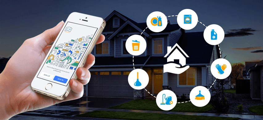 Smart apps for home