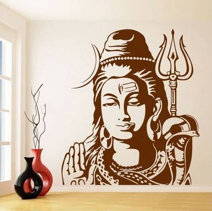 Awesome ideas to decorate your boring walls using wall stickers 12