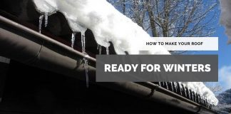 How to make your roof ready for winters