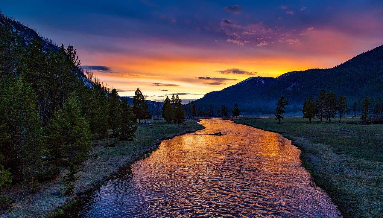 Yellowstone National Park, Montana/Idaho