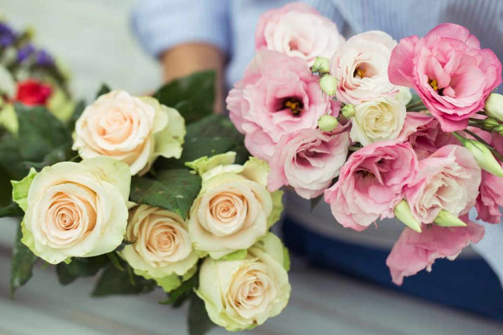 Elegant floral arrangement for gifting purpose 5